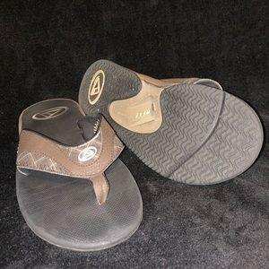 Reef® Men's Fanning Signature Series Sandals